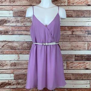 Forever 21~ Lavender XL Large Dress